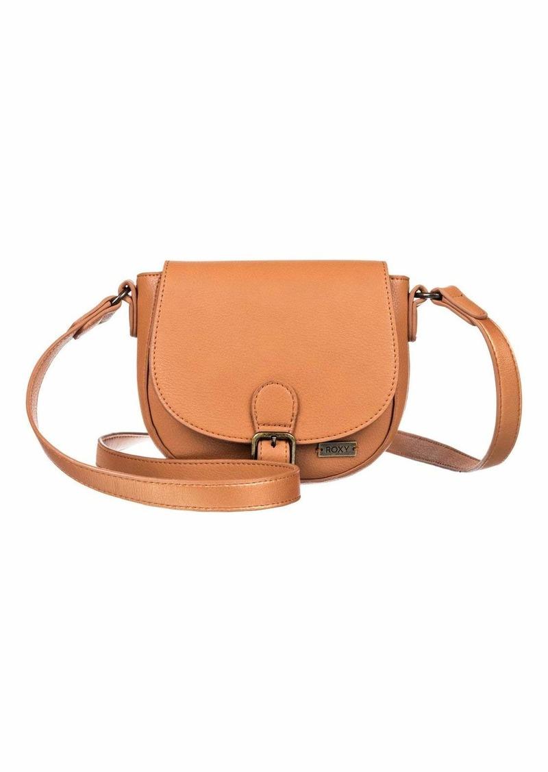 Roxy Vegan Brownie Crossbody Bag