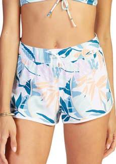Roxy Vibing Printed Board Shorts