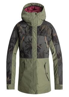 Roxy Waterproof DryFlight® Thinsulate® Insulated Snow Jacket