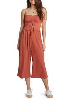 Roxy Where You Move Jumpsuit