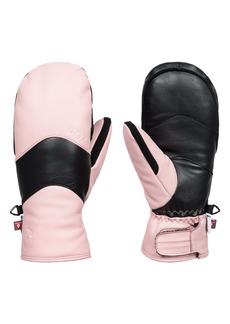 Roxy Wildlove Leather Mittens