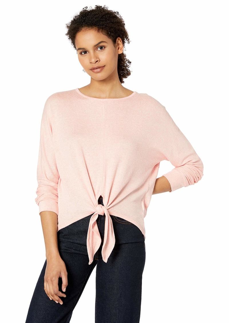 Roxy Women's After Sunrise Cozy Knot Front Top  S