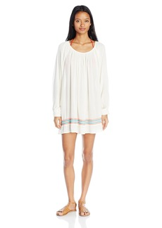 Roxy Women's Albe Loose Cover-up Dress  L