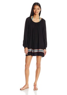 Roxy Women's Albe Loose Dress 2 Cover up  L