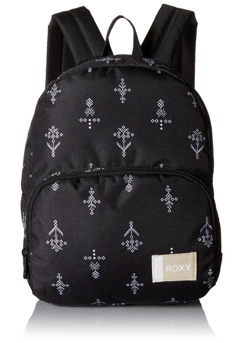 Roxy Women's Always Core Canvas Backpack anthracite simple AZAZ 1SZ