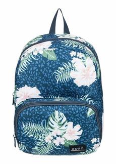 Roxy Women's Always Core Mini Backpack MOOD INDIGO ANIMALIA S 211