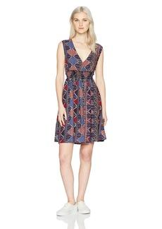 Roxy Women's Angelic Grace Sleeveless Dress 2 Anthrocite SPS L