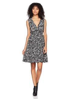 Roxy Women's Angelic Grace Sleeveless Dress  L