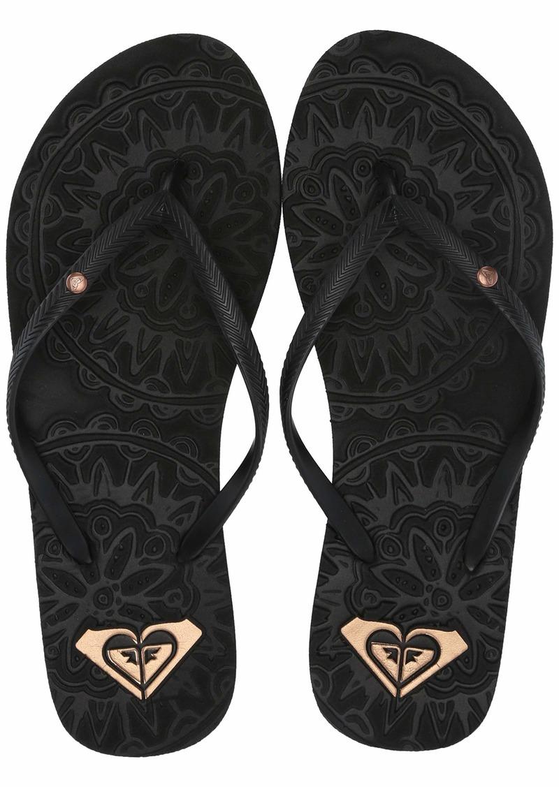 Roxy Women's Antilles Flip Flop Sandal   M US