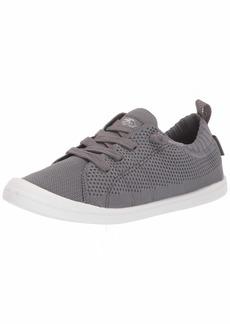 Roxy Women's Bayshore Knit Slip On Sneaker Shoe   M US