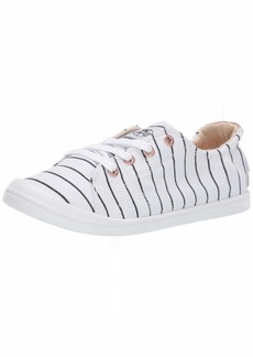 Roxy Women's Bayshore Slip on Shoe Sneaker   M US