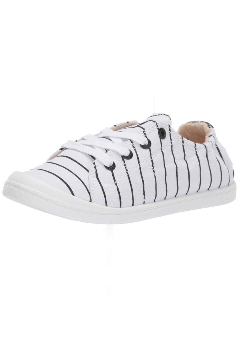 Roxy Women's Bayshore Slip On Sneaker Shoe   M US