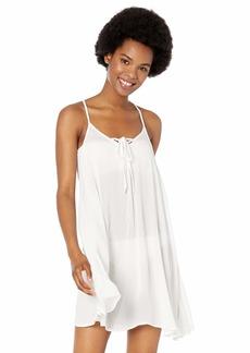 Roxy Women's Beach Classics Cover Up Dress  L