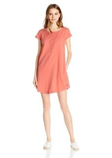 ROXY Women's Bling Woven Dress  S