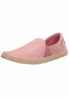 Roxy Women's Brayden Jute Slip on Sneaker Shoe   M US