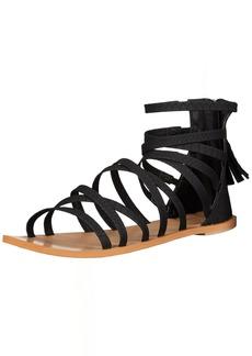 Roxy Women's Brett Gladiator Sandal   M US