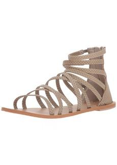 Roxy Women's Brett Strappy Gladiator Sandal  10 M US