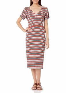 Roxy Women's Bring It On Buttoned Dress  S