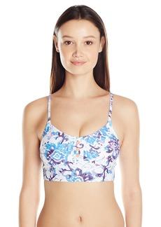 Roxy Women's Bustia Halter Bikini Top