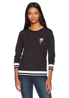 Roxy Women's Calif Poppy T-Shirt Anthracite ERJZT04037 M