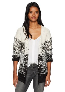 Roxy Women's Call It A Plan Cardigan Anthracite ERJSW03224 M