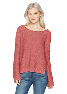 Roxy Women's Can't Be Ignored Sweater  L