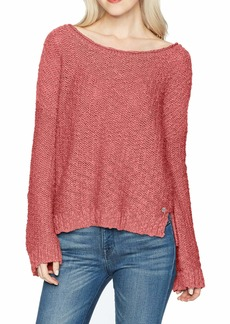 Roxy Women's Can't Be Ignored Sweater  S