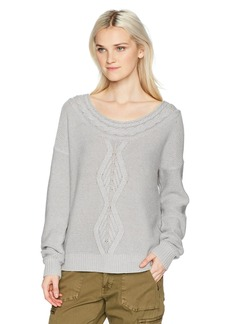 Roxy Women's Choose to Shine Pullover Sweater  S