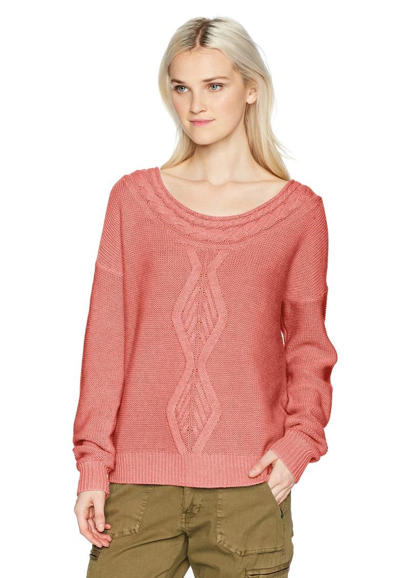 ROXY Women's Choose to Shine Pullover Sweater  XL