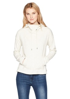 Roxy Women's Coasting Ahead Pullover Hooded Sweatshirt  S
