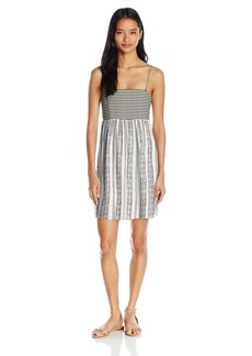Roxy Women's Crystal Light Tube Dress  L