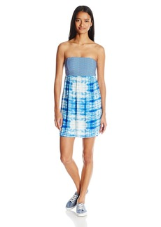 Roxy Junior's Crystal Light Tube Dress  M