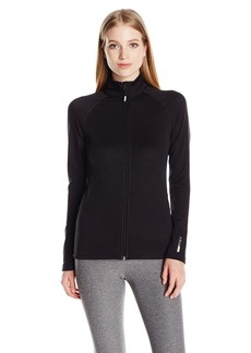 Roxy Women's Dailyrun Fleece Full Zip Jacket  M