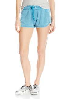 Roxy Women's Deepwater Ride Fleece Shorts  XS
