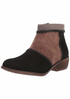 Roxy Women's Devlin Suede Ankle Bootie Boot   M US