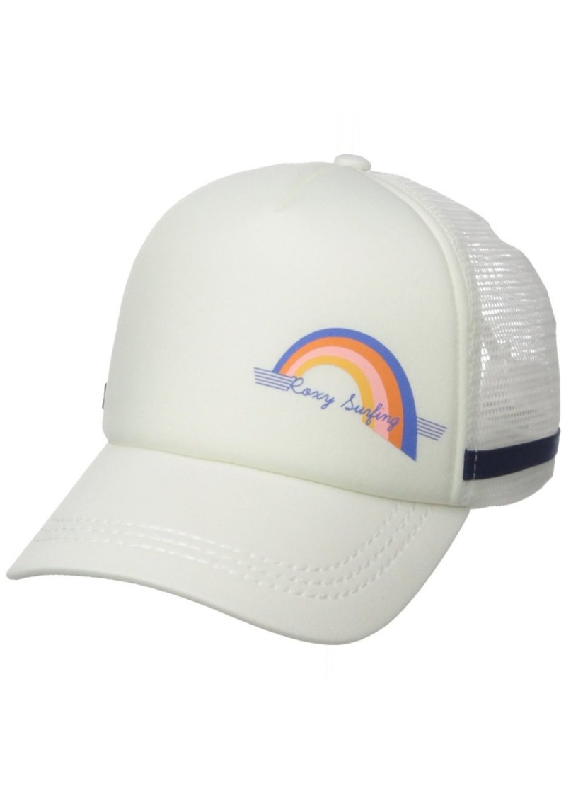 c711751563f42 Roxy Roxy Junior s Dig This Trucker Hat One Size