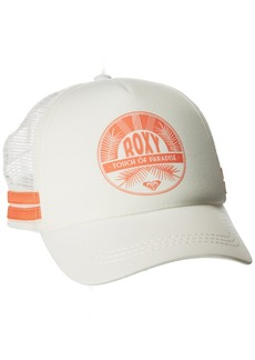 Roxy Women's Dig This Trucker Hat