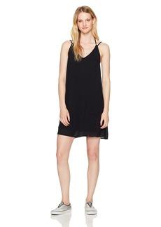 Roxy Women's Dome of Amalfi Dress Anthracite ERJWD03148 S