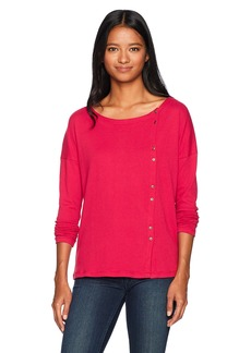 Roxy Women's Dream Taste T-Shirt Persian Red ERJKT03287 M