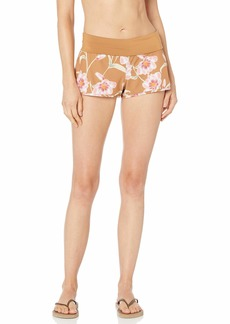 Roxy Women's Endless Summer Print Boardshort  L