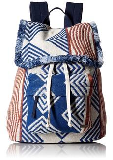 Roxy Women's Feeling Latino Backpack Clematis Blue ERJBP03553