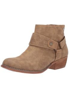Roxy Women's Fernanda Western Bootie Ankle tan  M US