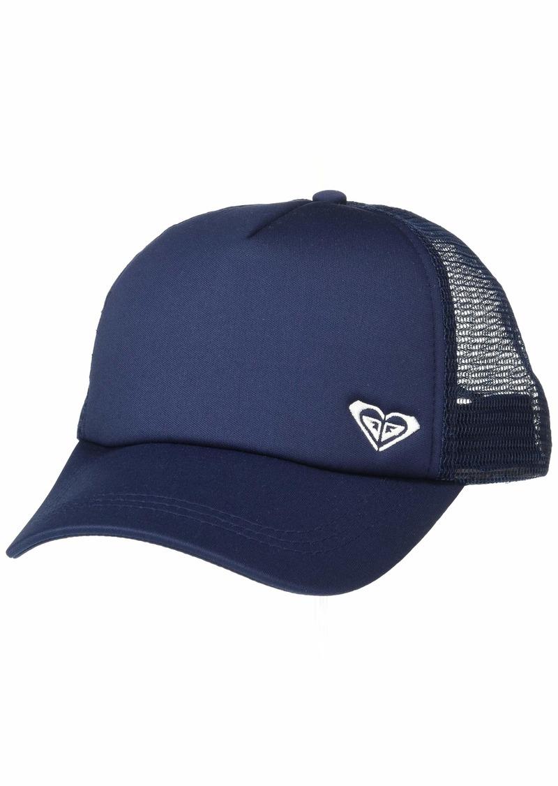 Roxy Women's Finishline Trucker Hat  1 SZ