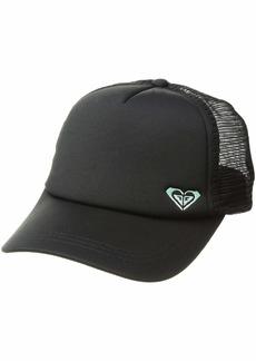 Roxy Women's Finishline Trucker Hat  1SZ