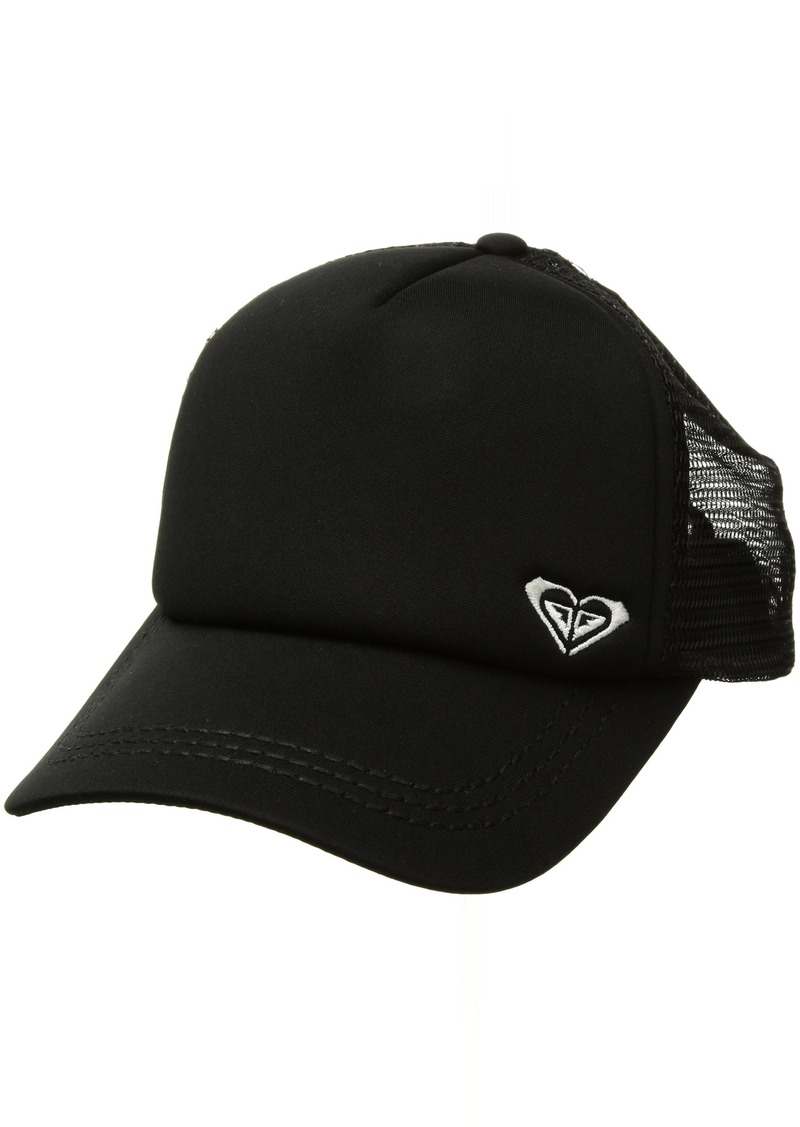 Roxy Women's Finishline Trucker Hat anthracite