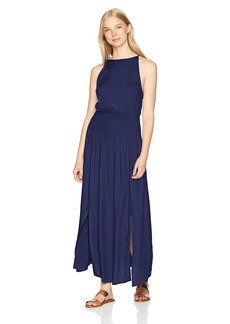 Roxy Women's Get Sexy in Havana Maxi Dress  M