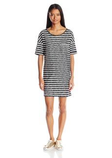 Roxy Junior's Get Together Yarn Dyed Dress  L