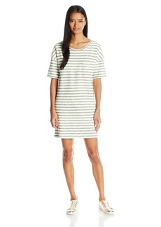 Roxy Women's Get Together Yarn Dyed Dress  XL