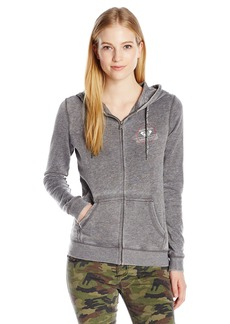 Roxy Women's Groovy Palm B Hooded Sweatshirt  X-Small