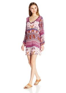 Roxy Women's Havana Long Sleeve Dress  XL
